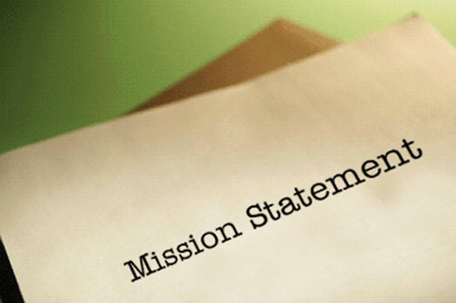 Mission Statement / Our Beliefs